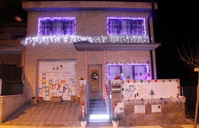 Concurso decoración navideña Murchante