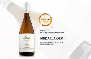 Albret El Alba Chardonnay 2020