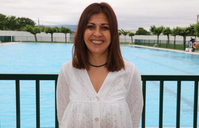 Mayte Espinosa, alcaldesa de Buñuel