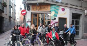 Miembros de Biciclistas de Corella