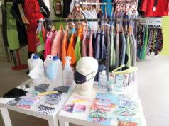 Las mascarillas y las batas de Bruna, productos estrella en septiembre