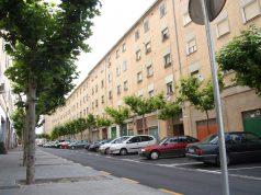 Calles franquistas Barrio de Lourdes