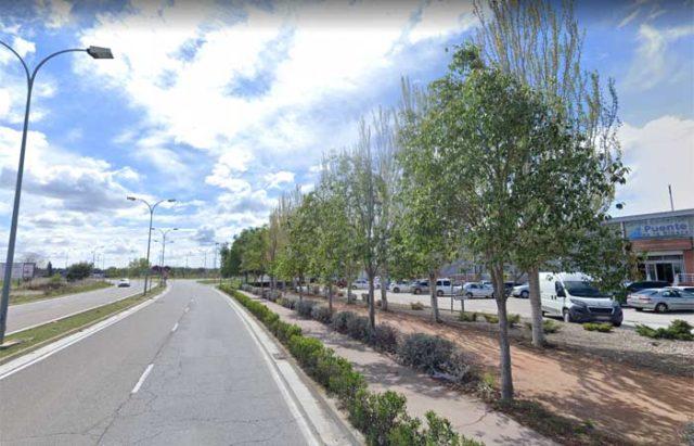 El carril bici unirá Tudela con la entrada a El Bocal