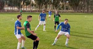 El CD Novallas cayó derrotado en casa por un gol a cero ante la SD Ágreda