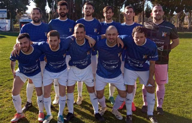 El CD Novallas cae en casa por 2 goles a 3 ante el Remolinos