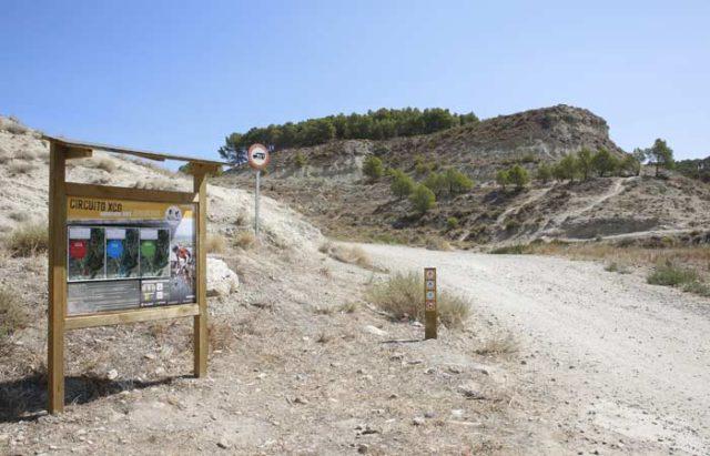 El nombre del circuito será Circuito de XCO CLUB CICLISTA ARGUEDANO, en honor a un Club que tanto ha trabajado por el desarrollo del mountain bike en Arguedas