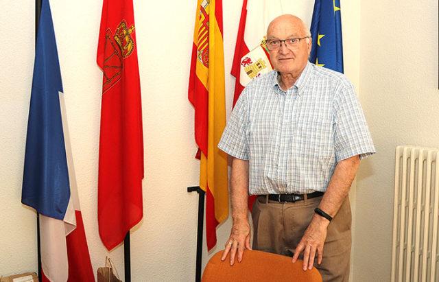 Carmelo Arriazu, alcalde de Ablitas