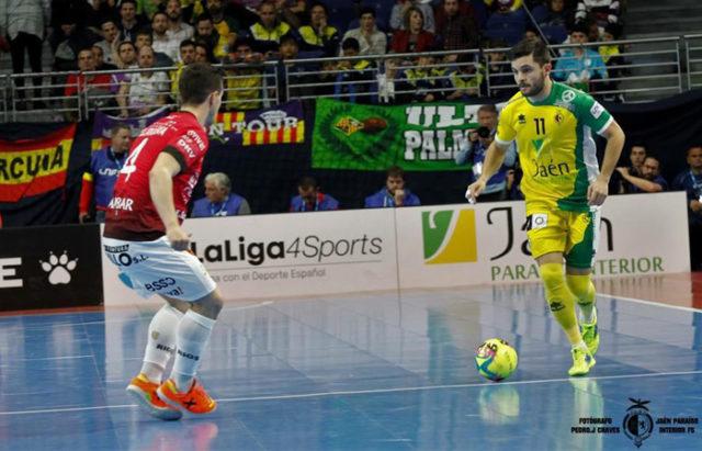 Dani Martín Aspil Jumpers Ribera Navarra FS