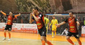 David García seguirá una temporada más en el Ribera Navarra FS