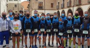 Miembros de la SDR Arenas Triatlon