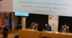 Jornada sobre conectividad organizada por EDER