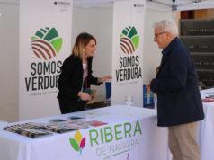 Feria de la Verdura organizada por EDER en 2019