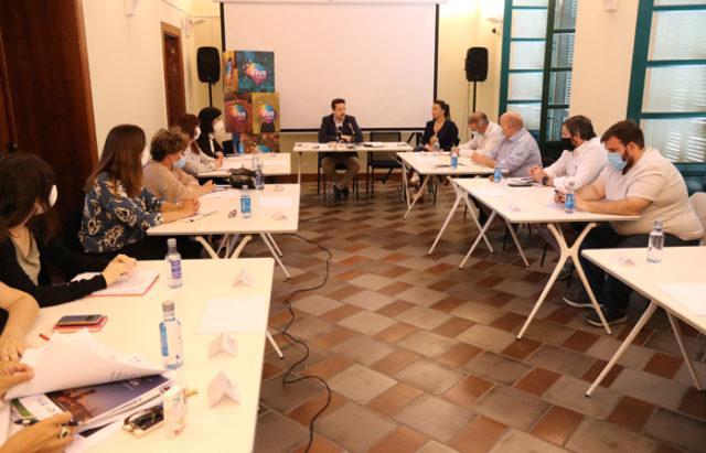 Primera reunión del Foro del Turismo de Tudela