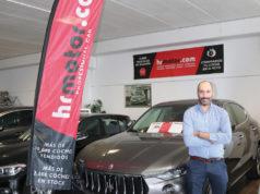 Óscar Ortega Moneo, Director Comercial de HR Motor