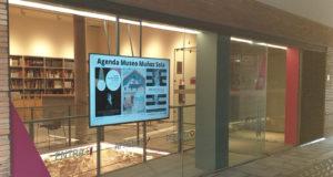 El Museo Muñoz Sola de Arte Moderno ha mejorado la iluminación de su planta baja