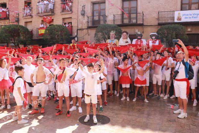Fiestas de la VIrgen de la Paz en Cintruénigo