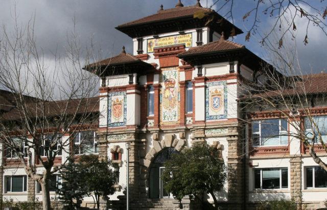 Edificio donde se ubica la sede de INTIA