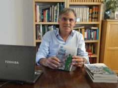 """Luis Mª Rodríguez Elía, autor de """"Mi traje verde"""""""