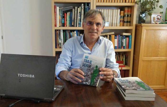 Luis Mª Rodríguez Elía, autor de