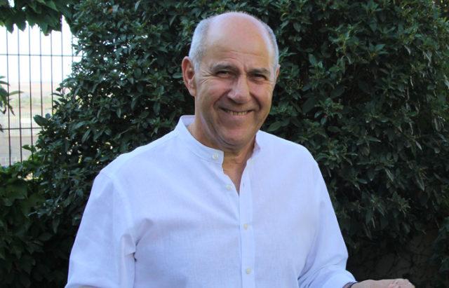 Luis Sancho, alcalde de Murchante