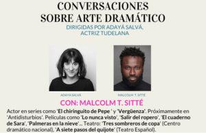 """Malcolm Treviño Sitté será el cuarto invitado del ciclo """"Conversaciones de Arte Dramático"""""""