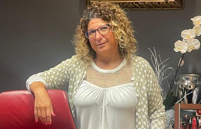 Mari Carmen Segura, alcaldesa de Villafranca