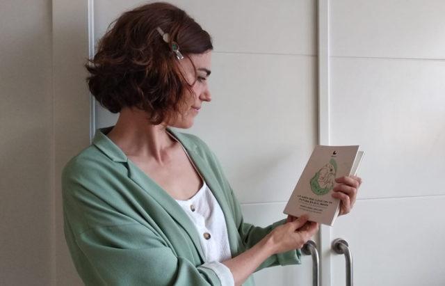 Marta Pérez, autora de