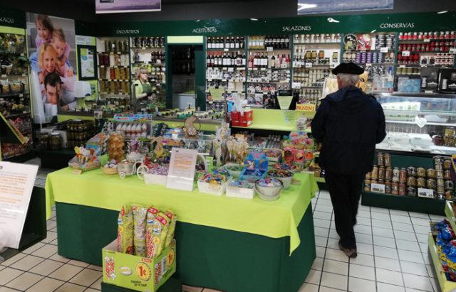 Pilar López seguirá con su tienda abierta al público a pesar de la crisis del coronavirus