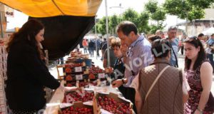 Fiesta de la cereza en Milagro