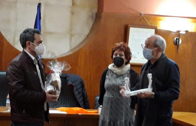 Acto de homenaje al médico Manuel Sandúa