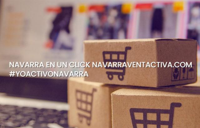La plataforma de venta online Navarraventactiva