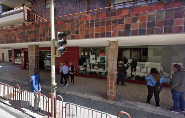 Agencia del Servicio Navarro de Empleo en Tudela