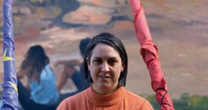 Patricia Cueva, responsable de Turismo en la Junta de Bardenas