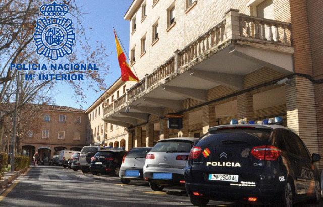 Comisaría de la Policía Nacional en Tudela