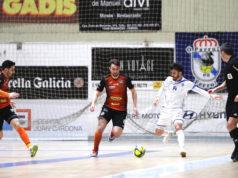 El encuentro de la pasada temporada entre el Aspil-Jumpers y el O´Parrulo Ferrol