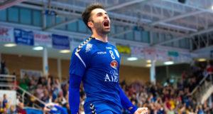 Pablo Ibarra, nuevo jugador del Aspil Jumpers Ribera Navarra