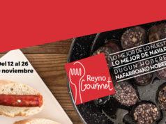 Reyno Gourmet promociona los productos navarros con calidad certificada en Guipúzcoa y Madrid de cara a Navidad