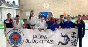 El club de Judo Ribera Navarra conseguía este fin de semana 5 segundos puestos y 2 terceros en la segunda fase de los Juegos Deportivos de Judo. La cita tenía lugar el sábado, 29 de febrero, en el polideportivo Trinquete de Mendillorri.