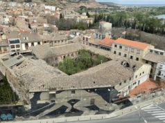 Edificio de Sementales en Tudela