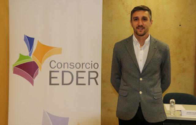 Sergio Villava, el nuevo gerente del Consorcio EDER