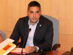 Tirso Calvo, alcalde de Ribaforada