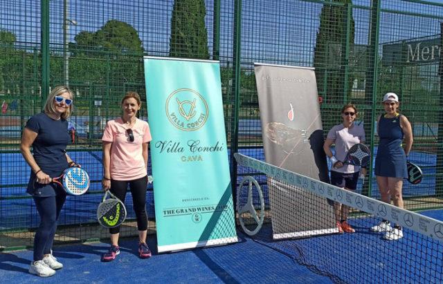 Participantes en la VI edición del Torneo Gazpi de Pádel