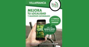 Imagen del servicio Línea Verde e Villafranca
