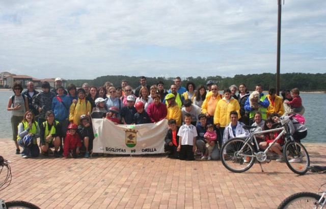 biciclistas de Corella