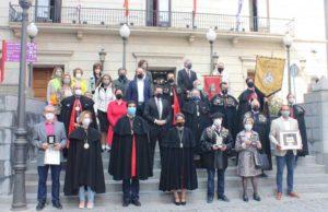 Participantes en el Capítulo General de la Orden del Volatín