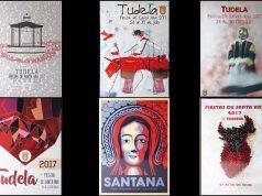 Cartel de Fiestas de Tudela 2017