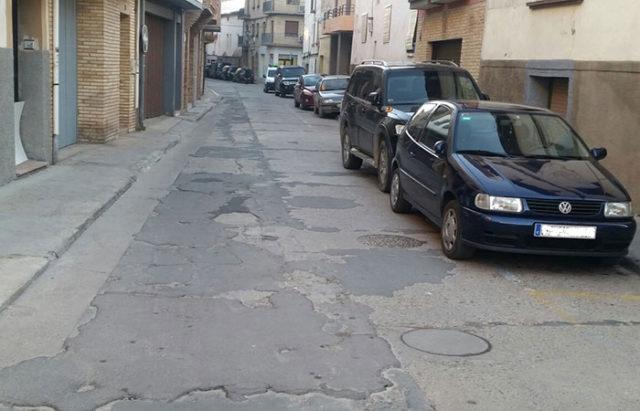 Renovación de Calles de Corella