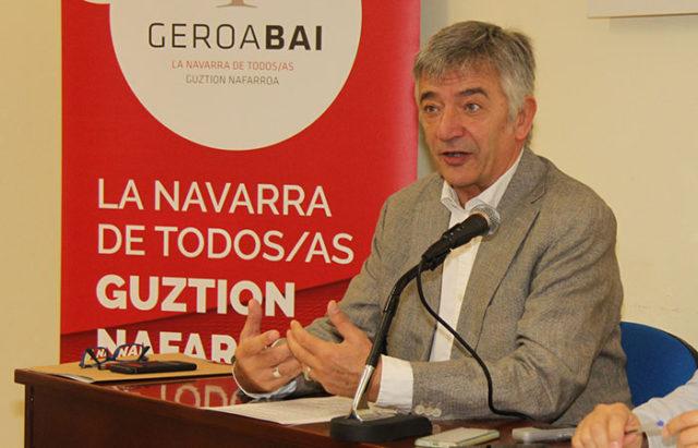 Koldo Martínez Geroa Bai