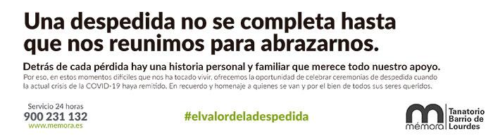 #elvalordeladespedida