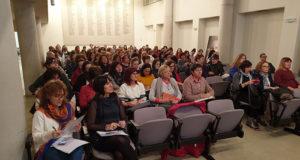 Participantes en la jornada que se celebró en Pamplona